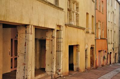 Vienne - Rue du 4 Septembre