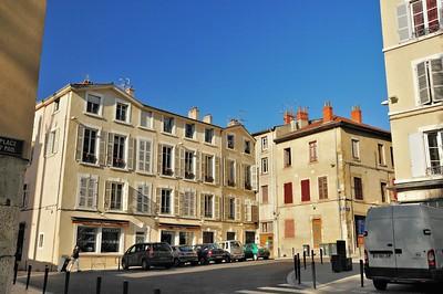 Vienne - Place Saint-Paul