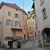 Saint-Claude - Rue Mercière et rue du Château