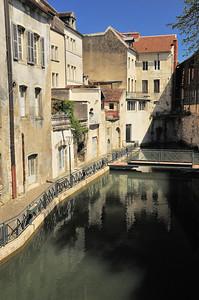 Dole - Canal des Tanneurs