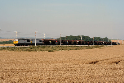 1) 56 049 & 56 032 near 44KM post (D23 Road) on 3rd August 2005
