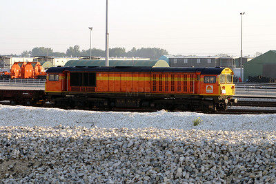 58 040 at St Hilaire au Temple on 4th August 2005