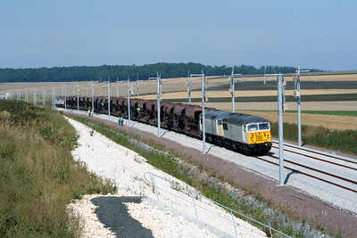 3) 56 049 & 56 032 near 44KM post (D23 Road) on 3rd August 2005