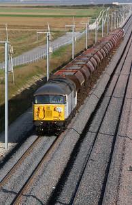2) 56 060 near Bouy (D21 road bridge) on 4th August 2005