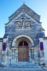 church La Rochelle, France