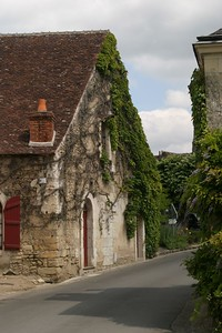 The Village of Chenonceau