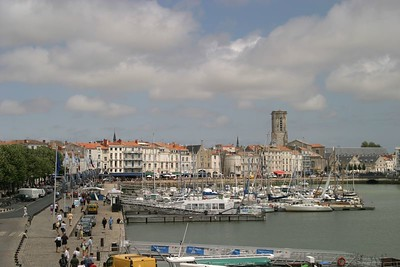 The City of La Rochelle