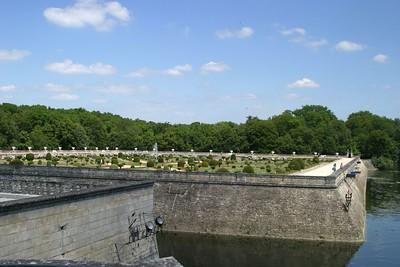 Jardins de Diane de Poitiers, Chenonceau