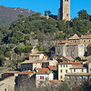 Olargues, officially one of the most beautiful villages in France