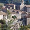 Minerve city, South of France