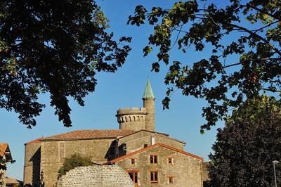 Château de Virieu à Pélussin