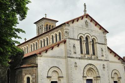 Clisson (Klison) - Eglise Notre-Dame