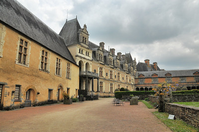 Châteaubriant (Kastell-Briant) - Château neuf