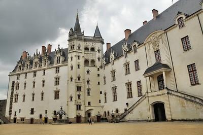 Nantes (Naoned) - Château des Ducs de Bretagne - Grand Logis