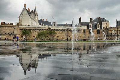 Nantes (Naoned) - Château des Ducs de Bretagne