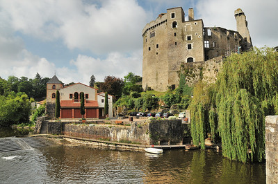 Château de Clisson (Klison)