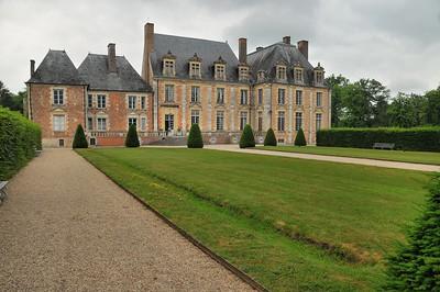 Château de La Ferté-Saint-Aubin