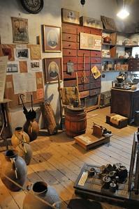 Château de La Ferté-Saint-Aubin - Greniers - Exposition sur les activités de La Ferté-Saint-Aubin aux 19e et début du 20e siècles