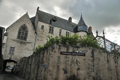 Beaugency - Château de Dunois