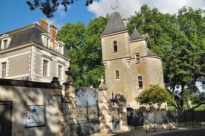 Beaugency - Lycée de l'Abbaye
