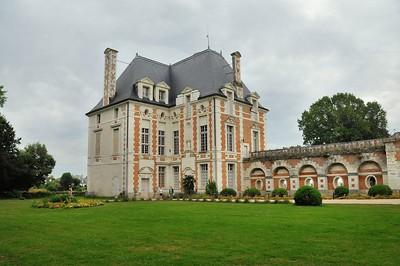 Château de Selles-sur-Cher