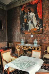 Château de Selles-sur-Cher - Grand salon