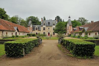 Château de Troussay, le plus petit des châteaux de la Loire