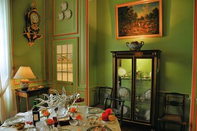 Château de Cheverny - Salle à manger familiale