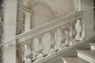 Château de Cheverny - Escalier d'honneur