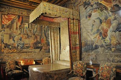 Château de Cheverny - Chambre du roi