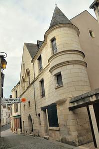Saint-Aignan - Rue de la Raquette - La Prévôté