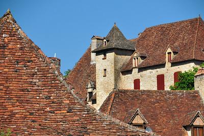 Autoire - Château de Busqueilles