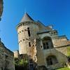 Château Renaissance d'Assier - Pignon sud