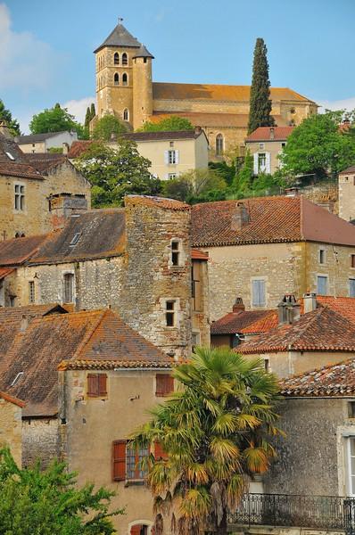 Puy-l'Evêque - Eglise Saint-Sauveur