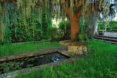 Autoire - Dans le secret du jardin