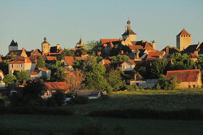 Martel - Cinq des sept tours de la ville