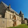 Château Renaissance d'Assier, l'aile ouest présevée