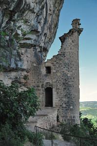 """Château de la Roque d'Autoire dit """"des Anglais"""""""