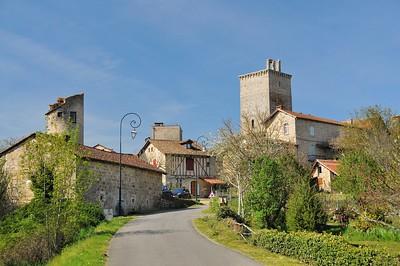 Cardaillac - Partie médiévale