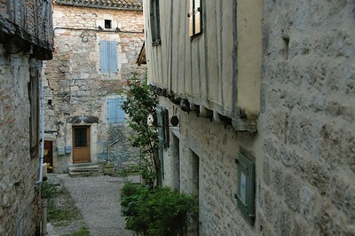 Montcuq - Rue de l'Aste