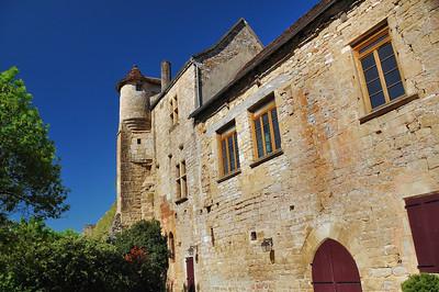Autoire - Château des Peyruse de Banze