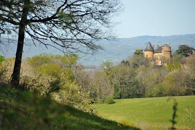 Château de Blanat