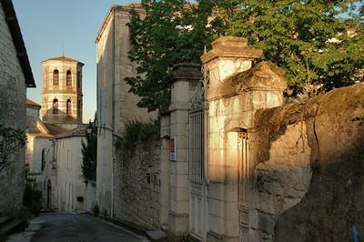 Montcuq - Rue du tour de la Vieille ville