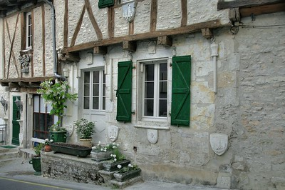 Montcuq - Rue du Pontet