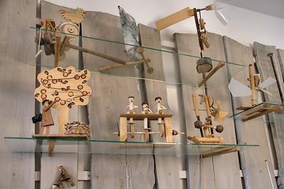 Pujols - Les jouets rustiques de Daniel Descomps