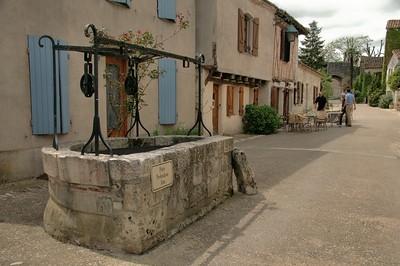 Pujols - Rue de la Citadelle