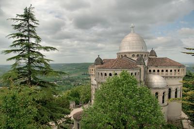 Penne-d'Agenais - Sanctuaire Notre-Dame-de-Peyragude