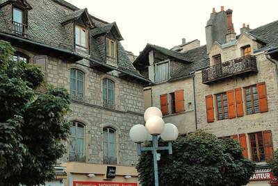 Marvejols - Place Henri Cordesse