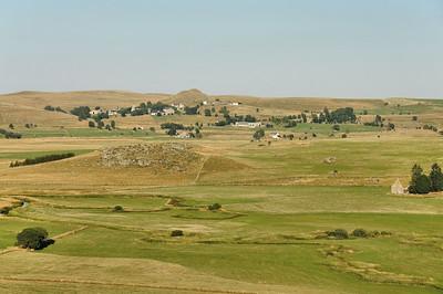 Plateau de l'Aubrac - Marchastel