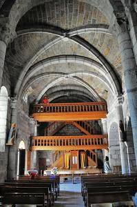 Nasbinals - Eglise Sainte-Marie